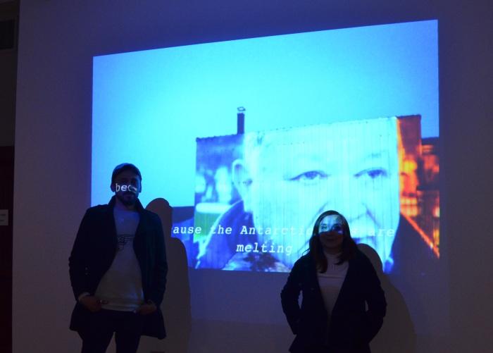 """colectivo""""Ultima Esperanza"""" presente en muestra colectiva Internacional en Galería Cantor,USA."""